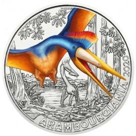 3 euro Autriche 2020 - Le Arambourgiania
