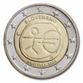 2 Euro EMU Slovaquie 2009
