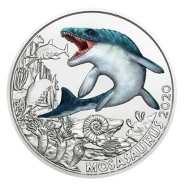 3 euro Autriche 2020 - Le Mausasaurus