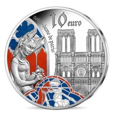 10 euro France 2020 - Notre Dame
