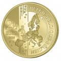 Coincard 2,50 Euro Francaise Belgique 2020 - 75 ans paix et liberté en Europe