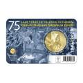 Coincard 2,50 Euro Flamande Belgique 2020 - 75 ans paix et liberté en Europe