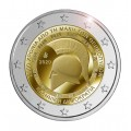 2 Euro Grèce 2020 - 2500 ANS DE LA BATAILLE DES THERMOPYLES
