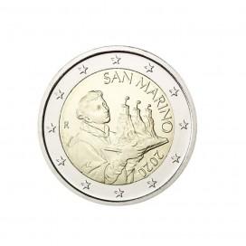 2 Euro Saint Marin 2020