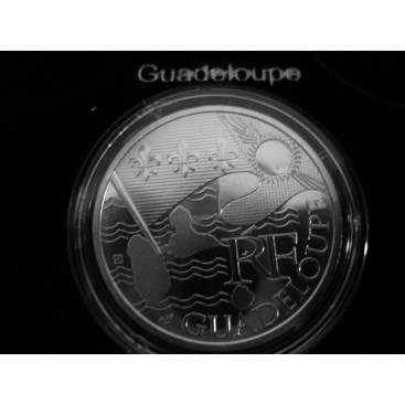 10 Euro GUADELOUPE