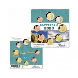 Série Euro Pays bas 2020