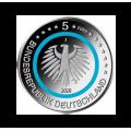 5 Euro Allemagne 2020 - Zone Modérée