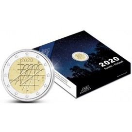 2 Euro Finlande 2020 BE - Centenaire de l'Université de Turku