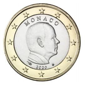 1 Euro Monaco 2020