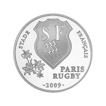 10 Euro ARG Stade Français BE 2009