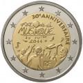 2 Euro France 2011 Fete de la musique