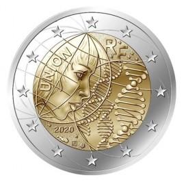 2 Euro France 2020 - Recherche Médicale