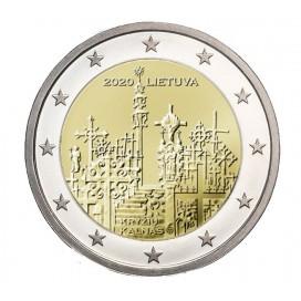 2 Euro Lituanie 2020 - Colline des Croix