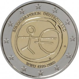 2 Euro Allemagne 2009 - EMU
