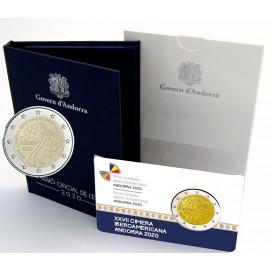 2 Euro Belle Epreuve Andorre 2020