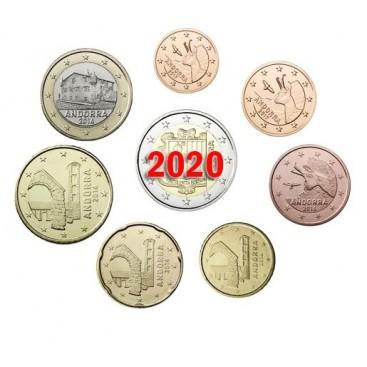 Serie Andorre 2020