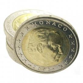 2 Euro MONACO 2002 Reinier