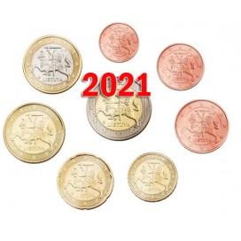 Série Euro Lituanie 2021