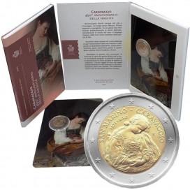 2 Euro Saint Marin 2021 - 450 ans de la Naissance du Caravage