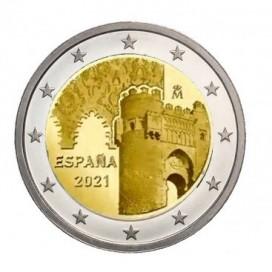 2 Euro Espagne 2021 - Tolède