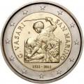 2 euro SAINT MARIN 2011 Giorgio Vassari