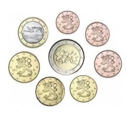Série Finlande 2018 - 3,88 euro
