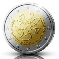 2 Euro Finlande 2021 - Journalisme