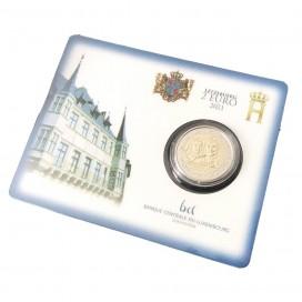 Coincard 2 Euro Luxembourg 2021- 40e anniversaire de mariage du Grand-Duc Henri