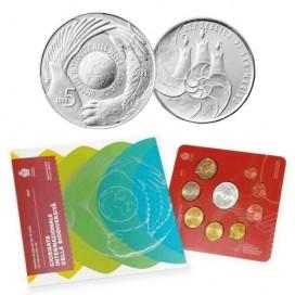BU Saint Marin 2021 9 pièces