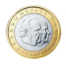 1 Euro Monaco 2003