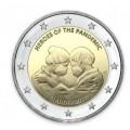 2 Euro Malte 2021 - Héros de la Pandémie
