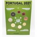 Coffret FDC Portugal 2021