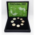 Coffret BE Portugal 2021