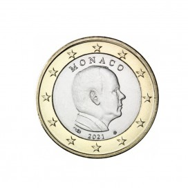 1 Euro Monaco 2021