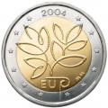 2 Euro Finlande 2004 Elargissement UE