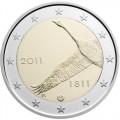 2 Euro Finlande 2011 Banque de Finlande