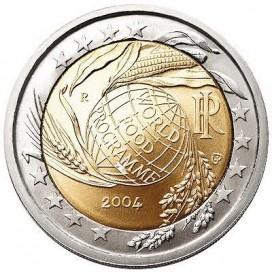 2 Euro italie 2004 Programme Alimentaire