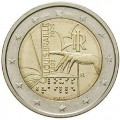 2 Euro Italie 2009 Louis Braille