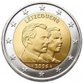 2 Euro Luxembourg 2006 Duc Guillaume