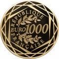 1000 Euro HERCULE 2011