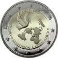 2 euro commémorative Monaco ONU unc