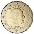 2 Euro Monaco 2012 Albert II