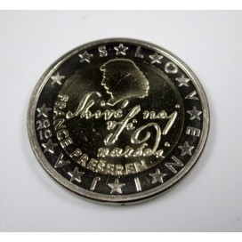 2 Euro slovénie 2010 UNC