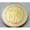 2 euro Vatican Rio