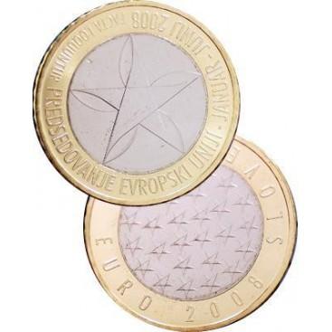 3 Euro SLOVENIE 2008