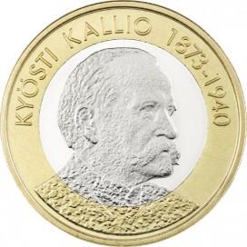 5 Euro Finlande 2016 KYOSTI KALLIO