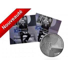 5 Euro Grece 2016 Yannis Moralis