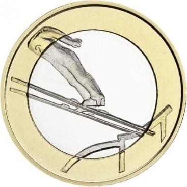5 Euro Finlande 2016 Saut à ski