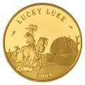 50 euros lucky luke 2009