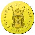 50 Euro 2012 Philippe Auguste